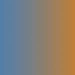 An example of a loud, harsh gradient.
